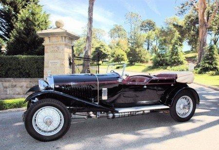 1927 Bentley 4 1/2 Litre