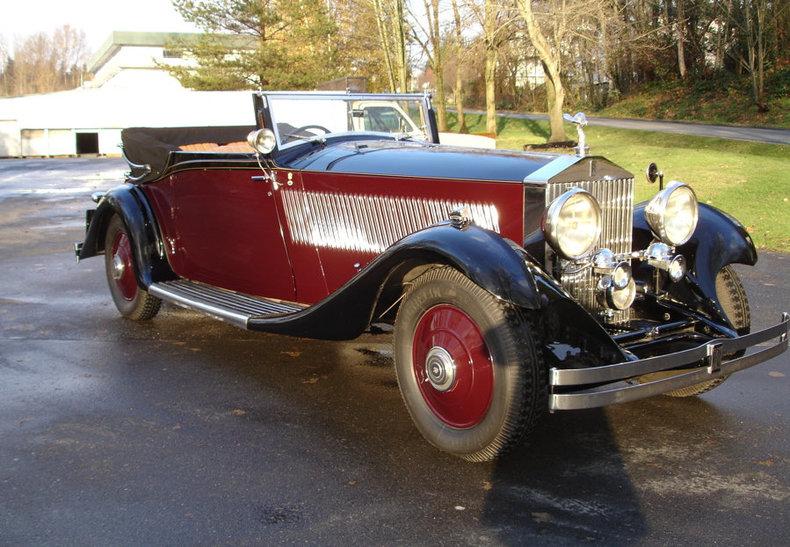 1933 1933 Rolls-Royce Phantom II Continental For Sale
