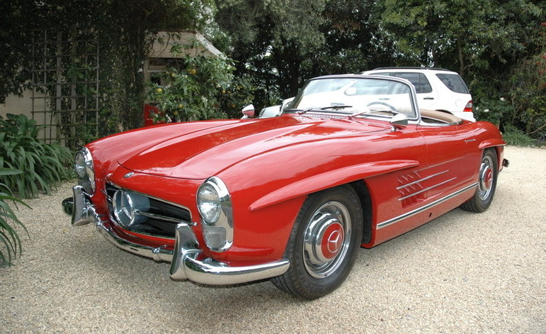 1960 1960 Mercedes-Benz 300SL For Sale
