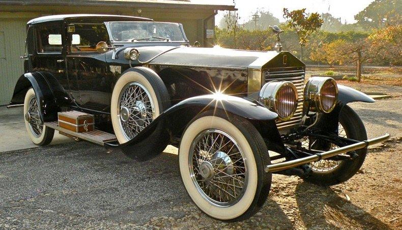 1925 rolls royce silver ghost. Black Bedroom Furniture Sets. Home Design Ideas