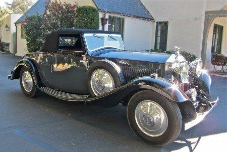 1933 Rolls-Royce 20/25