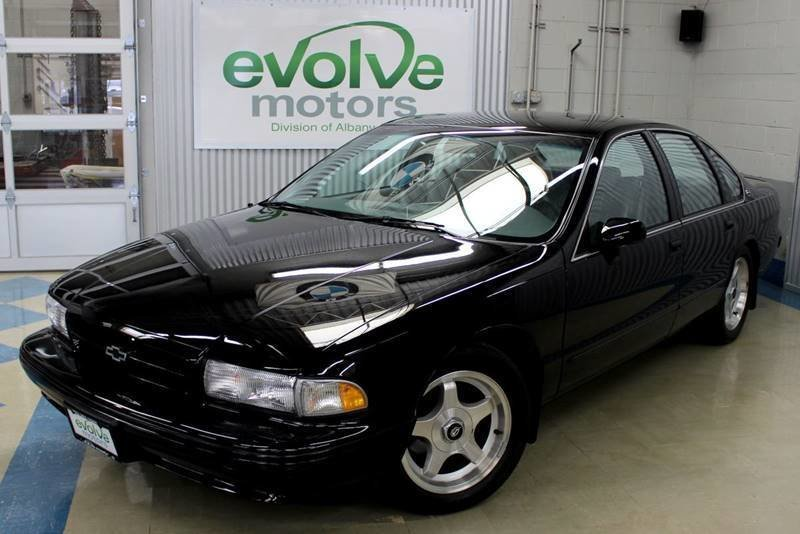812858d7a0eb hd 1994 chevrolet impala ss 4dr sedan