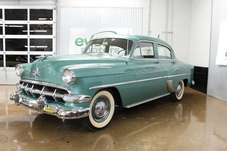 For Sale 1954 Chevrolet 210