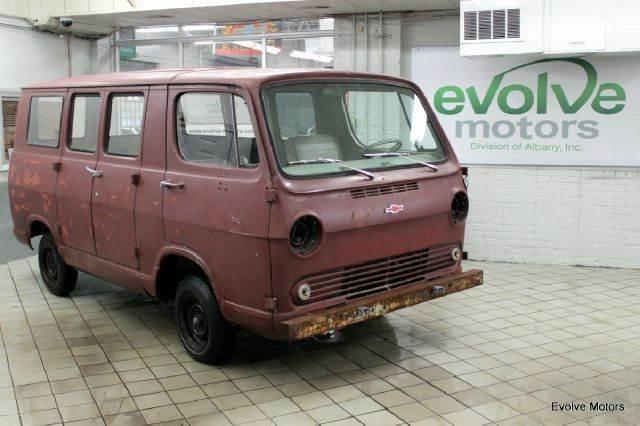 1965 Chevrolet G12 Van