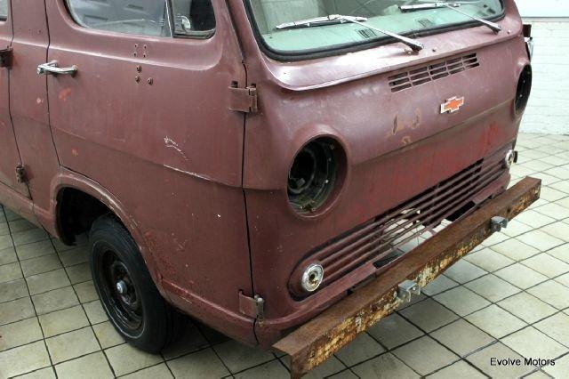 For Sale 1965 Chevrolet G12 Van