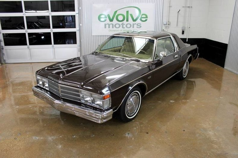 For Sale 1979 Chrysler Le Baron