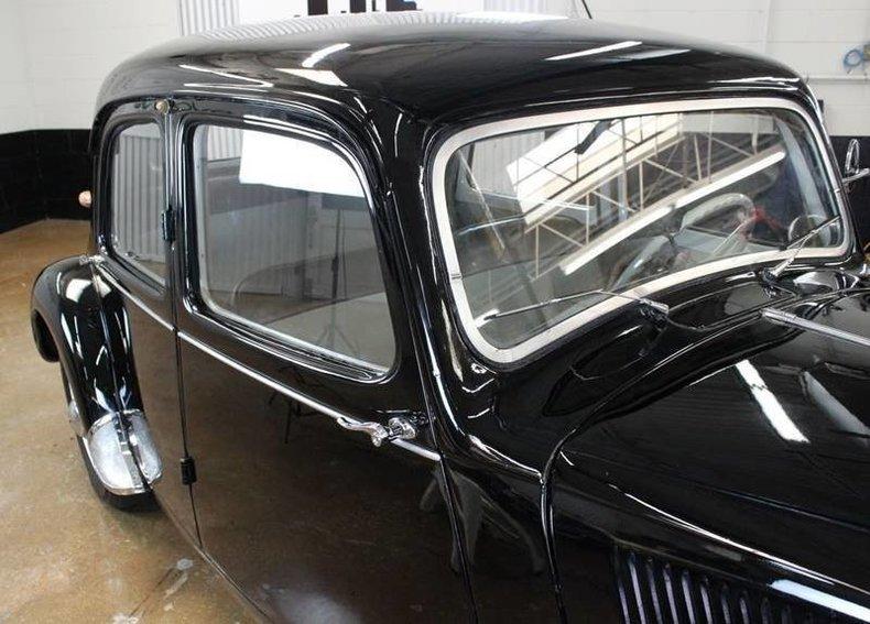 For Sale 1956 Citroen Traction Avant