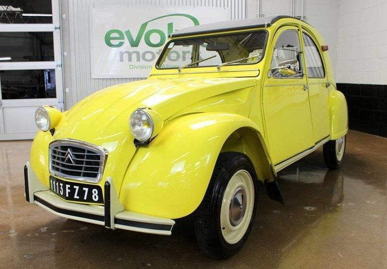 For Sale 1965 Citroen 2CV