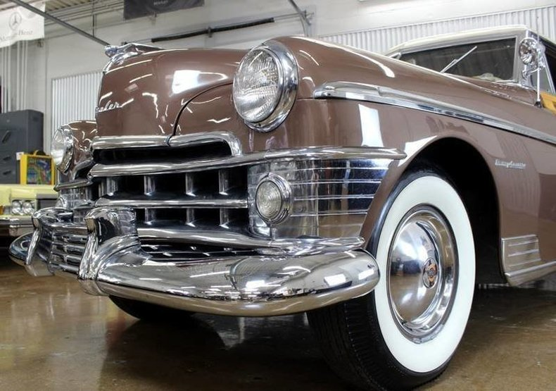 For Sale 1950 Chrysler Town and Country