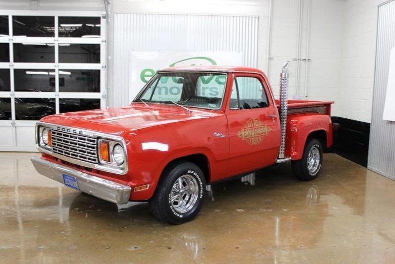1978 Dodge D150 Pickup