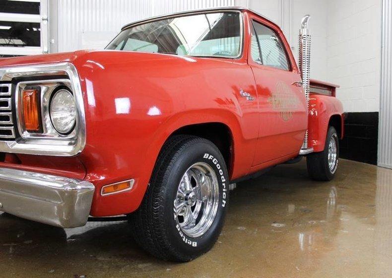 100857626d3dd low res 1978 dodge d150 pickup