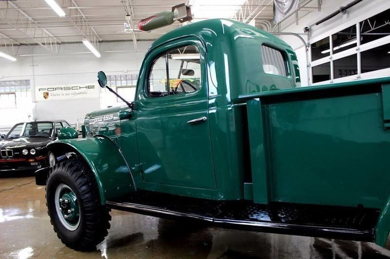 For Sale 1952 Dodge Power Wagon
