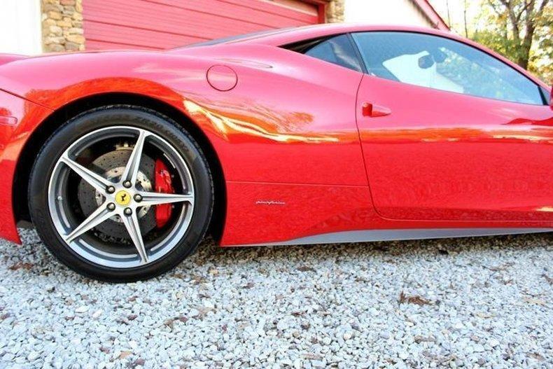 For Sale 2012 Ferrari 458 Italia