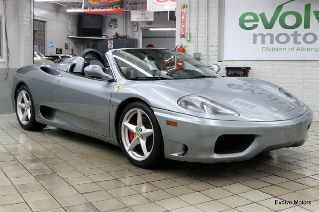 For Sale 2001 Ferrari 360 Spider