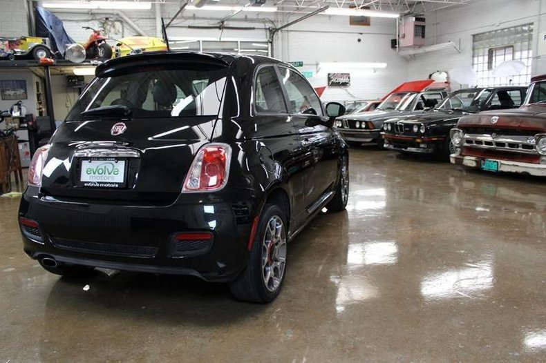 For Sale 2012 Fiat 500