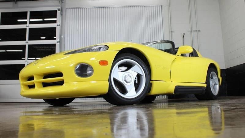 9530b988fc2 hd 1995 dodge viper rt 10 2dr convertible