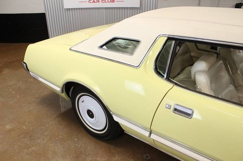 For Sale 1973 Ford Thunderbird