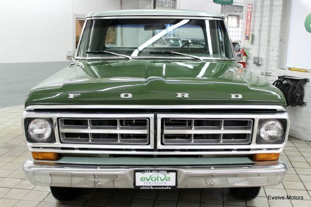 For Sale 1971 Ford F-100