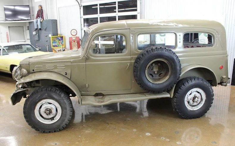 For Sale 1942 Dodge Power Wagon