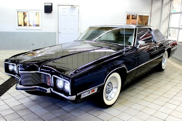 For Sale 1971 Ford Thunderbird