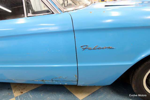 For Sale 1963 Ford Falcon