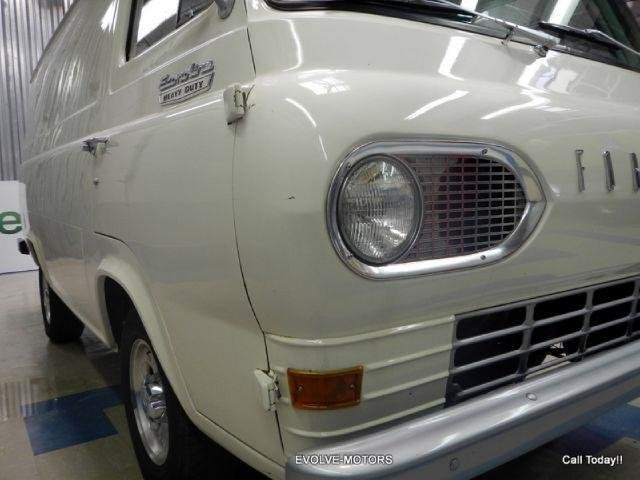 For Sale 1967 Ford Econoline