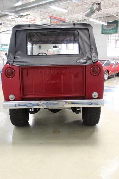 For Sale 1969 International Scout 800