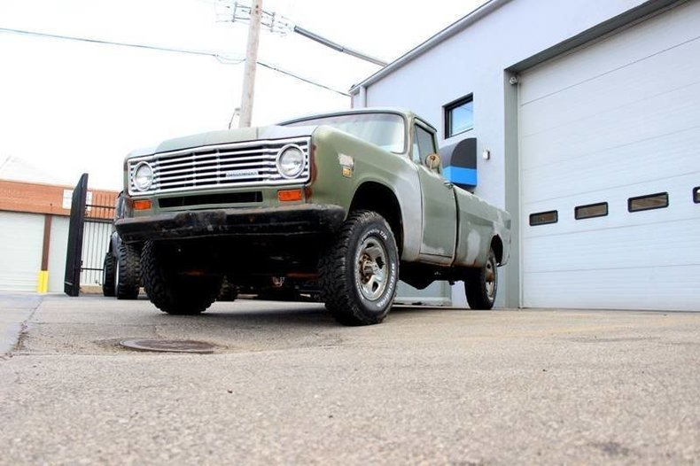 For Sale 1974 International Harvester 200