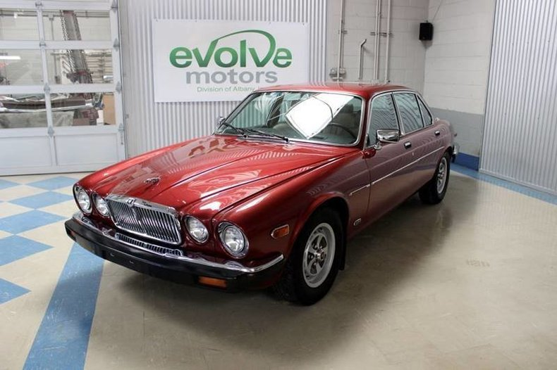 1987 Jaguar XJ-Series