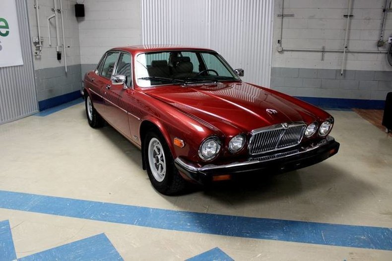 13194a060ab92 low res 1987 jaguar xj series xj6 vanden plas 4dr sedan