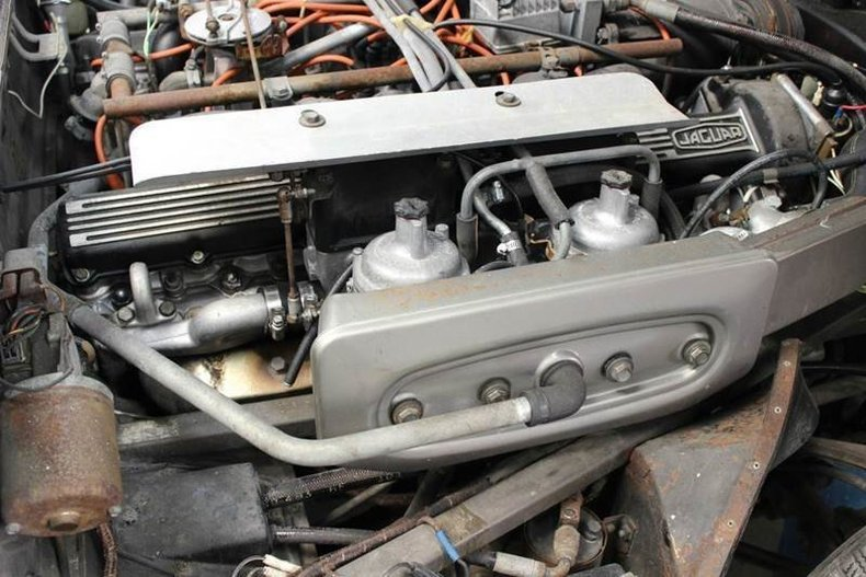 For Sale 1971 Jaguar E-Type