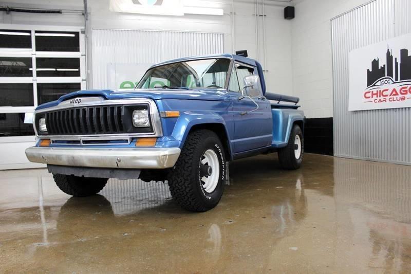 134657d02d414 hd 1982 jeep j 10 pickup 2dr townside 4wd standard cab sb