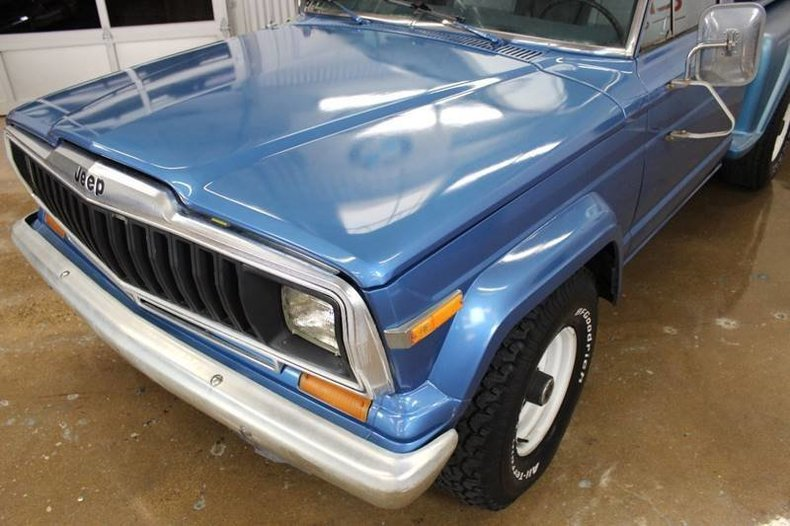 134687c3df3cc low res 1982 jeep j 10 pickup 2dr townside 4wd standard cab sb