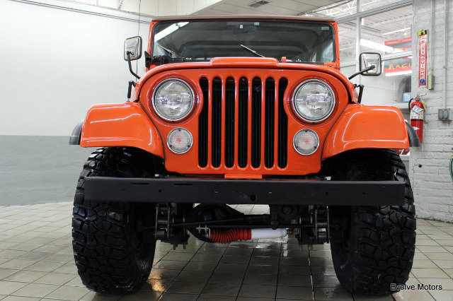 For Sale 1975 Jeep CJ-5