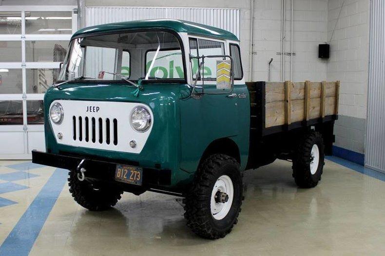 1960 Jeep FC-170