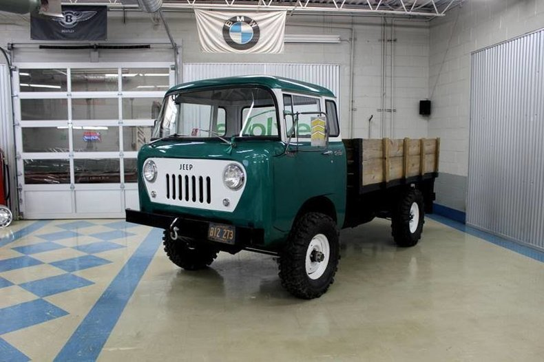 For Sale 1960 Jeep FC-170