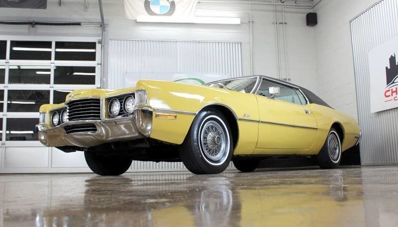 123486fc2c88 hd 1972 ford thunderbird