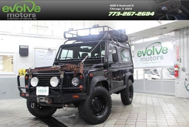 136950f2ae3bb hd 1995 land rover defender
