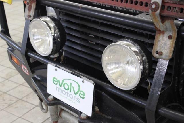 For Sale 1995 Land Rover Defender