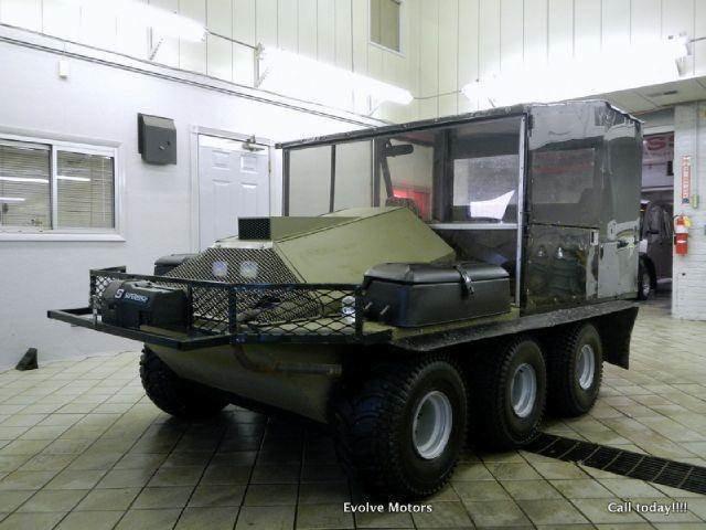 1997 Land Tamer 6x6