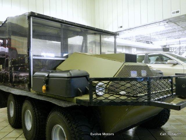 For Sale 1997 Land Tamer 6x6