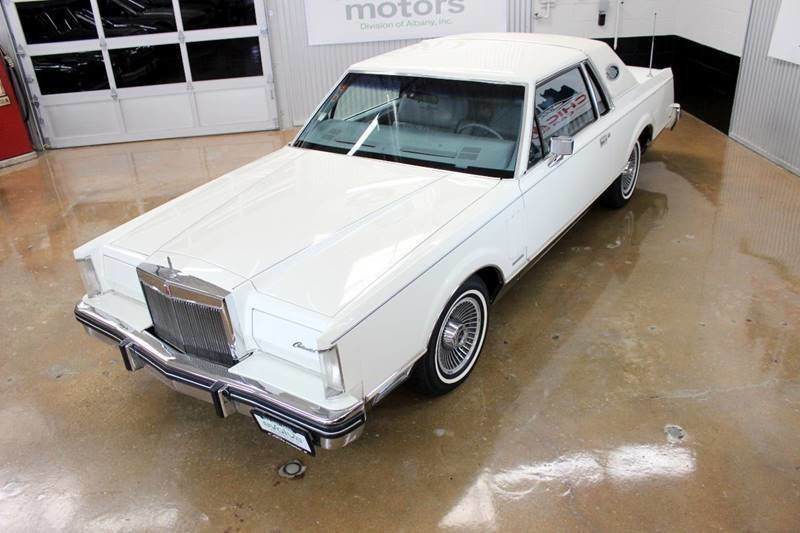 13857b6c924de hd 1983 lincoln mark vi 2dr coupe
