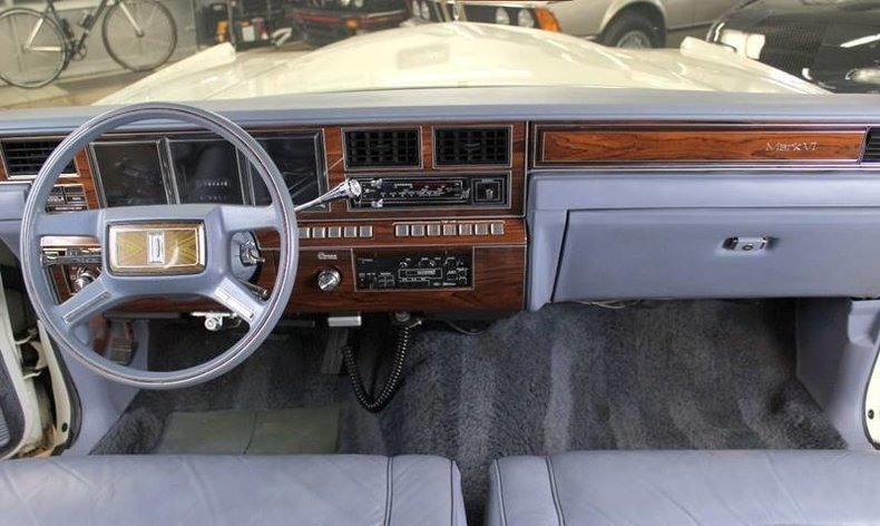 For Sale 1983 Lincoln Mark VI