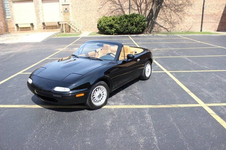 For Sale 1992 Mazda MX-5 Miata