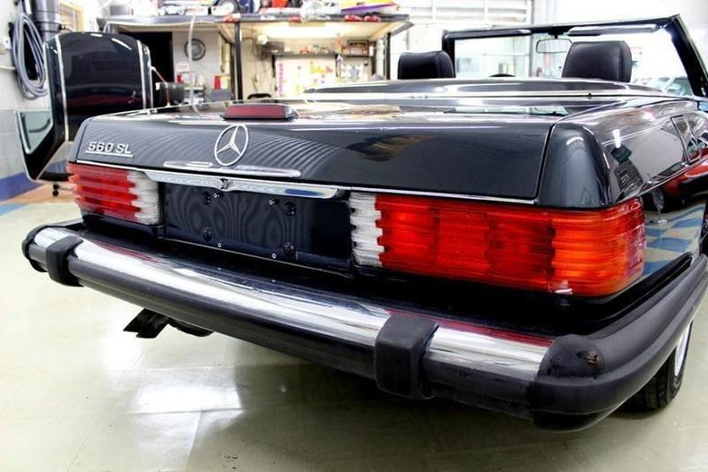 For Sale 1989 Mercedes-Benz 560-Class
