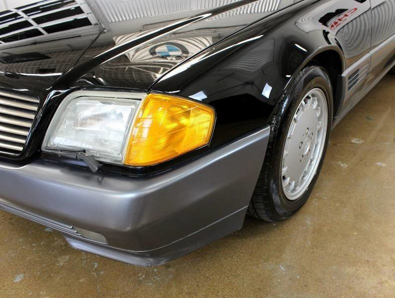 149787e815da1 low res 1991 mercedes benz 300 class 300 sl 2dr convertible