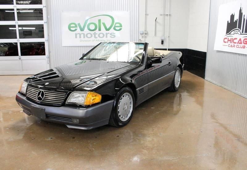 14979d6118c1c hd 1991 mercedes benz 300 class 300 sl 2dr convertible