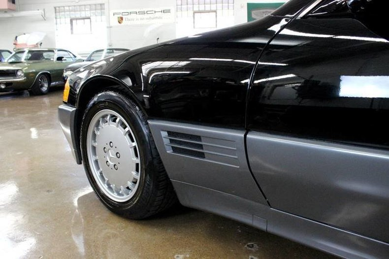 1498030b4ac5c low res 1991 mercedes benz 300 class 300 sl 2dr convertible
