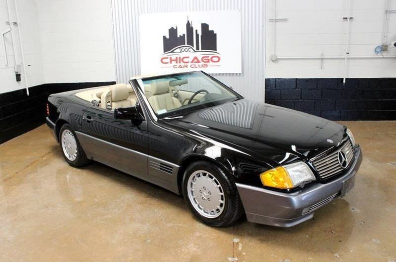For Sale 1991 Mercedes-Benz 300-Class