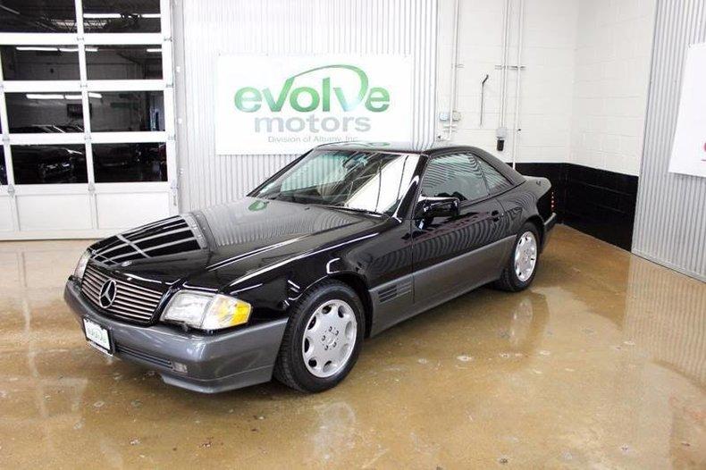 150501d36d00f low res 1995 mercedes benz sl class sl 500 2dr convertible